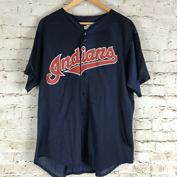 Majestic Other - VTG Kenny Lofton Jersey Size XL Majestic 1994
